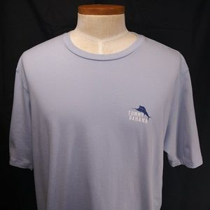 "Tommy Bahama ""Casting Call"" Fishing T-Shirt"